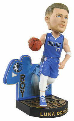 Luka Doncic (Dallas Mavericks) NBA Rookie of the Year Bobblehead by Foco