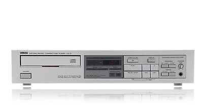 Yamaha CD-3 CD-Player Natural Sound Compact Disc Player