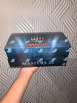 MTG Masters 25 Factory Sealed Booster Box New