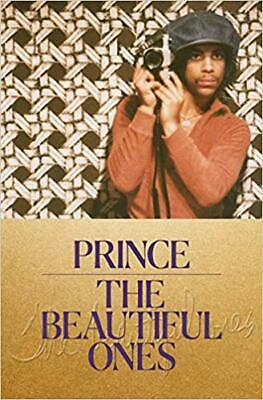 The Beautiful Ones by Prince Hardcover Rock Band Biographies 0399589651 NEW