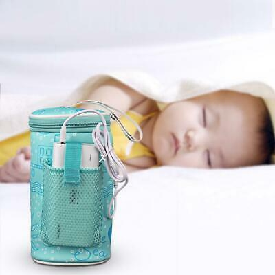 Baby Outdoor Bottle Thermostat Bag Car Portable USB Heating Intelligent Warm Mil
