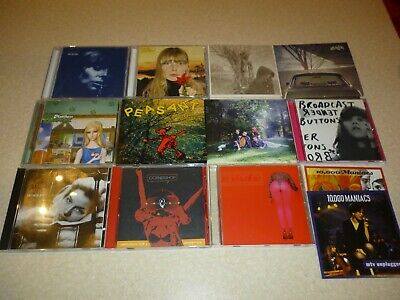 Job Lot 12 CD Collection - Ex Condition