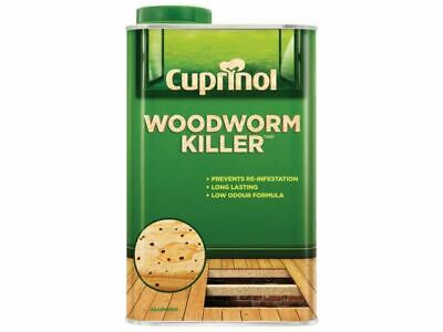 Low Odour Woodworm Killer 500ml CUPWW500