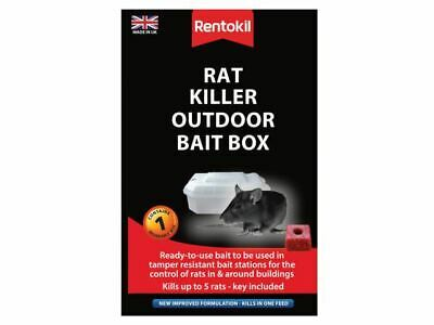 Rat Killer Outdoor Bait Box RKLPSR71