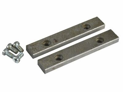 PT.D Replacement Pair Jaws & Screws 115mm (4.1/2in) for 4 Vice RECPTD4