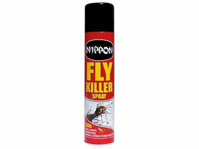 Nippon Fly & Wasp Killer 300ml VTXFWK300
