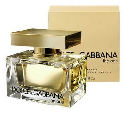 Dolce & Gabbana The One 75 ml EDP Eau de Parfum Spray Originalverpackt!!