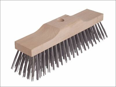 Broom Head Raised Wooden Stock 6 Row 300mm x 70mm LES146201