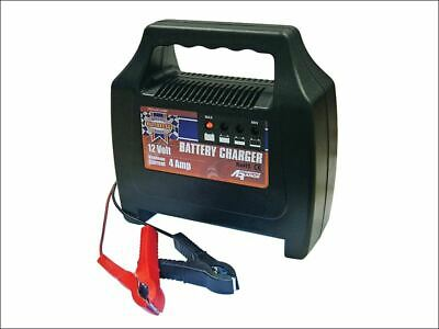 Vehicle Battery Charger 20-65ah 4 amp FPPAUBC4AMP