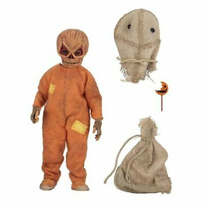 "Neca Trick 'R Treat Clothed Sam 8"" Scale Action Figure"