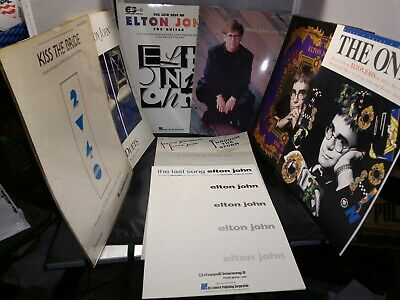 Elton john Music Books and sheet music