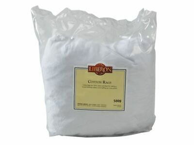 Cotton Rags 500g LIBCR500G