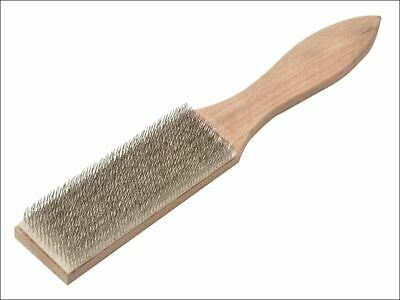 Steel File Cleaning Brush 250mm LES037201