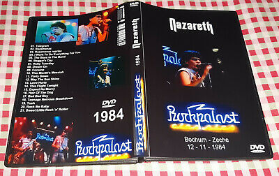 Nazareth - Live At Rockpalast 1984 DVD SPECIAL FAN EDITION