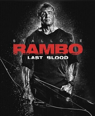 Rambo Last Blood dvd only pre-order 12/17