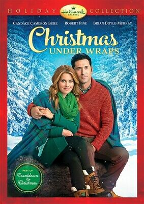 CHRISTMAS UNDER WRAPS New Sealed DVD Hallmark Channel Holiday Collection
