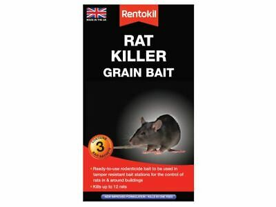 Rat Killer Grain Bait 3 Sachets RKLPSR32