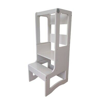 Learning Tower® Pebble grey. Toddler tower, MY HAPPY HELPERS