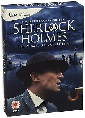 Sherlock Holmes - The Complete Collection - 16-Disc DVD boxset