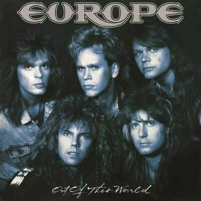 Europe - Out Of This World New Cd