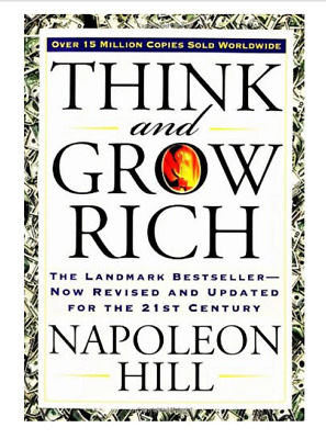 Think And Grow Rich by Napoleon Hill  P.D.F Instant Delivery
