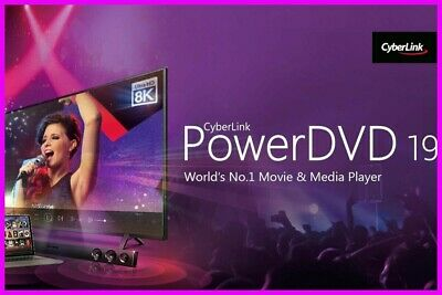 🔥🔥 Cyberlink PowerDVD Ultra 19 ☑Lifetime Version☑Low Price ☑Fast Delivery 🔥🔥