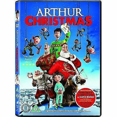 Arthur Christmas DVD New & Sealed