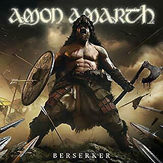 "CD AMON AMARTH ""BERSERKER"".New and sealed"