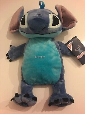 Primark Disney Stitch Hot Water Bottle And Cover Animal Soft Cute Bnwt Lilo & St