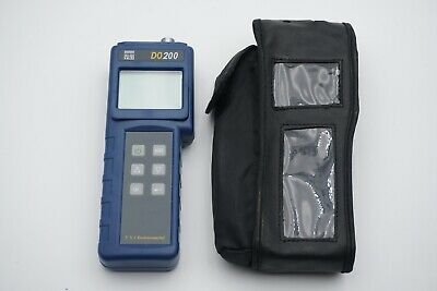 YSI EcoSense DO 200 DO200 Handheld Water Dissolved Oxygen Meter without Sensor
