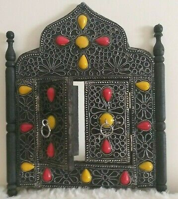 Rare Ancient Roman Hanging Wall Mirror Artifact Museum Quality Greek Decor Home