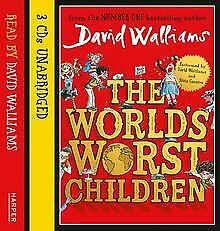 The World's Worst Children by Walliams, David | Book | condition good