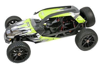 Rage R/C RGRC6000 RZX Brushless Buggy, RTR, 1/6 Scale, 2WD w/ Radio