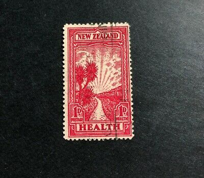 TgStamp: New Zealand Stamp #B6 - Used (CV $20)