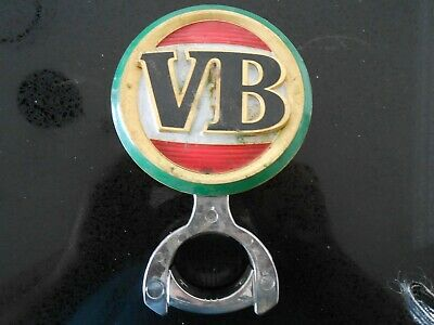 VB, Beer Tap Decal And Mount Badge Top Handle Topper