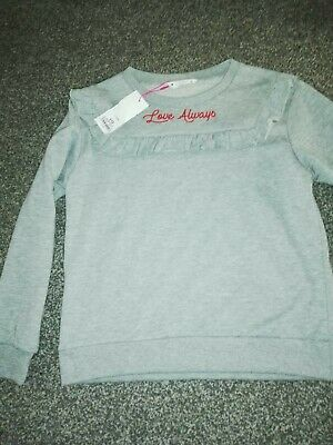 Girls Matalan Candy Top BNWT Age 10 Years Ideal Christmas Present
