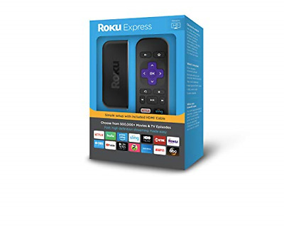 Roku Express | Easy High Definition HD�Streaming Media Player 2018