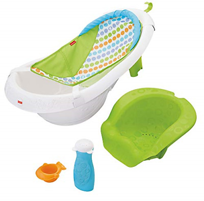 Fisher-Price 4-in-1 Sling 'n Seat Tub, New Version