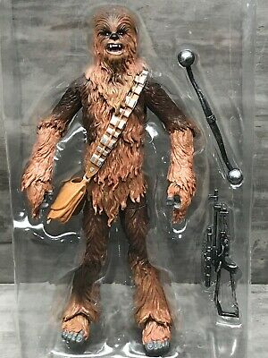 "Star Wars The Black Series 04 Wookie Chewbacca 6"" Scale Loose 2014"