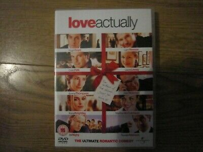 Love Actually (DVD, 2004) FREE POST