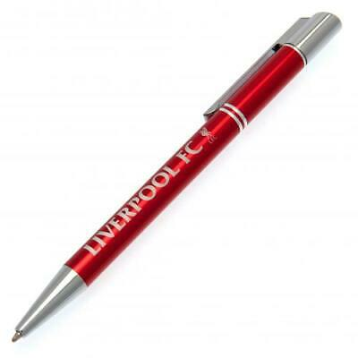 Liverpool Fc Executive Pen in Gift Box Chrome Ball Point Pen Birthday Gift New
