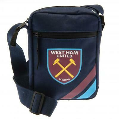 West Ham United Fc Utd Adhustable Strap Should Messenger Man Bag Handbag