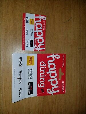 gift card , value $50, Red Lobster-Cheesecake Factory-Mccormick&Schmicks