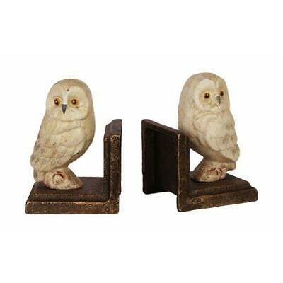 Cast Iron Pair Of Owls Owl Book Ends Best Quality Set Of Two See My Other Items