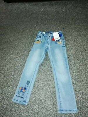Girls Next Age 4-5 Years Brand New Tagged Jeans Ideal Christmas Present