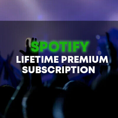 Spotify Premium Account | LIFETIME WARRANTY | 12 Months ✅