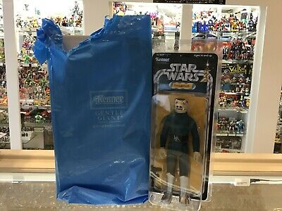 2012 Sdcc Kenner - Gentle Giant - Hasbro - Star Wars - Snaggletooth - Carded