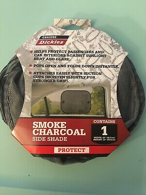 Dickies Smoke Charcoal Magic Sun Shade 843388029900