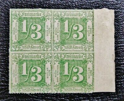 nystamps German States Thurn & Taxis Stamp # 22 Mint OG H / NH $44