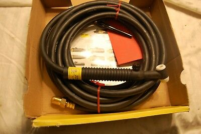 Tigmaster 26FV-25R Tig Torch Package 25 Ft. Hose